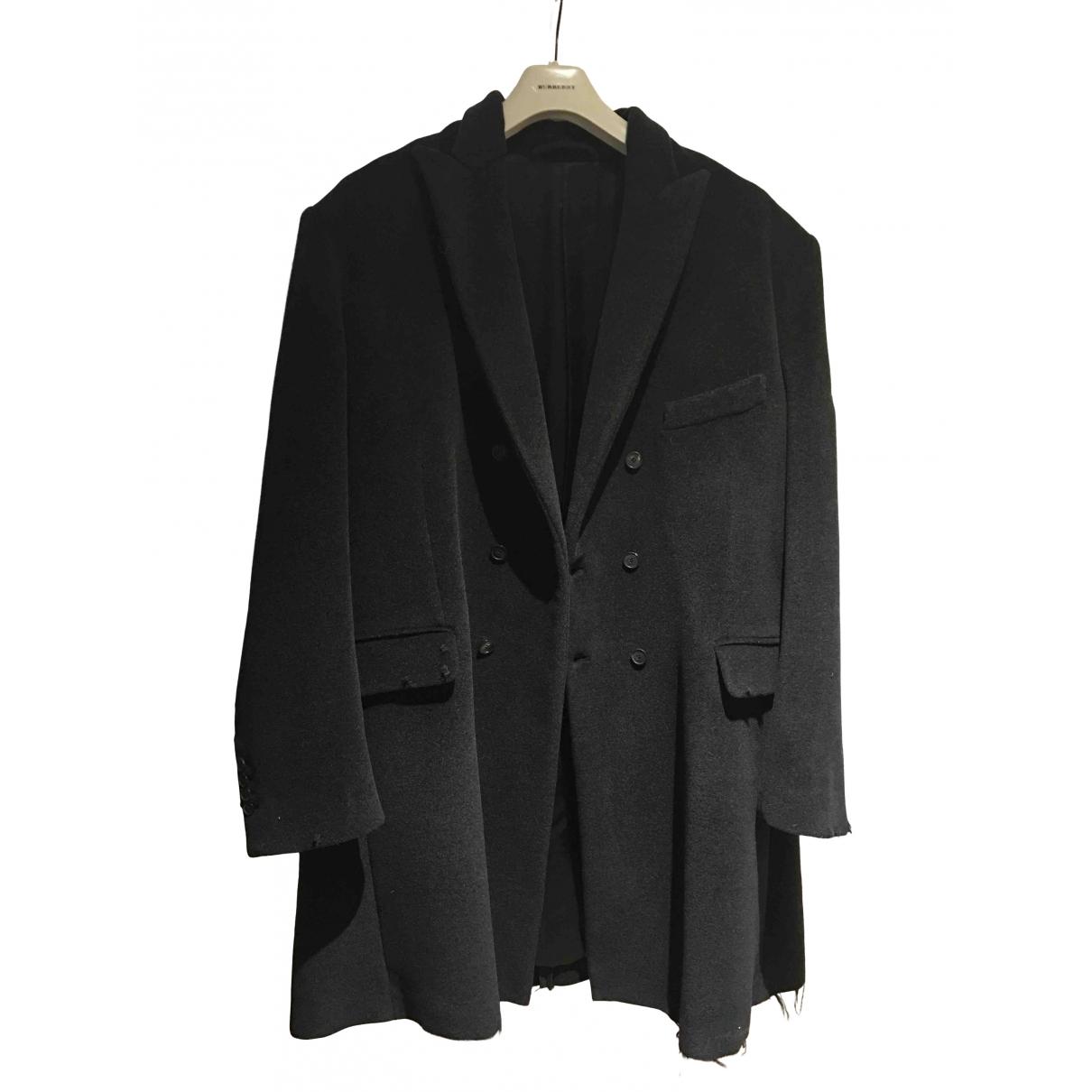 Balenciaga - Manteau   pour homme en laine