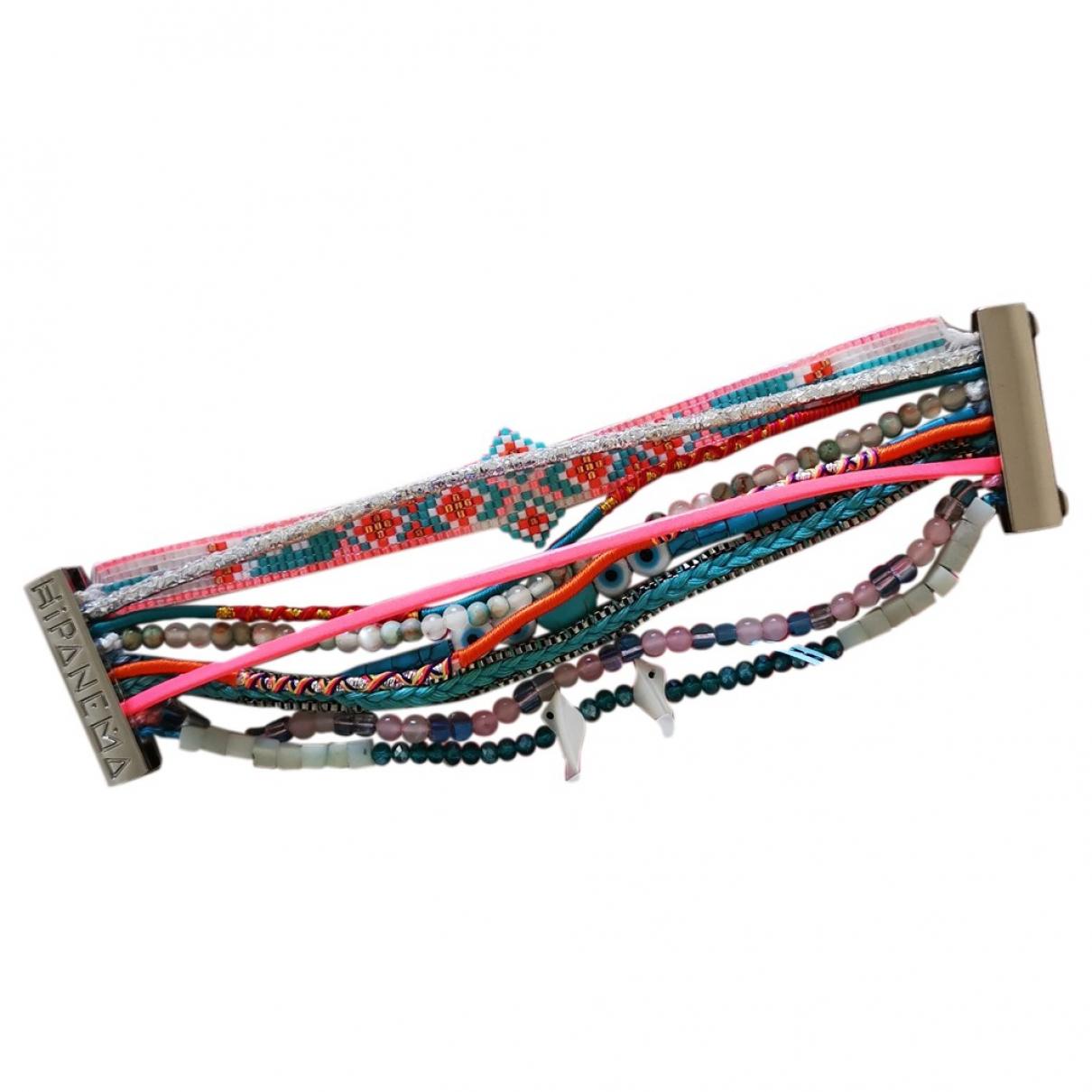 Hipanema - Bracelet   pour femme en perles - multicolore