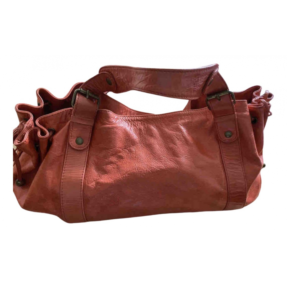 Gerard Darel 24h Leather handbag for Women \N