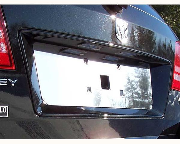 Quality Automotive Accessories 1-Piece License Plate Bezel Dodge Journey 2011
