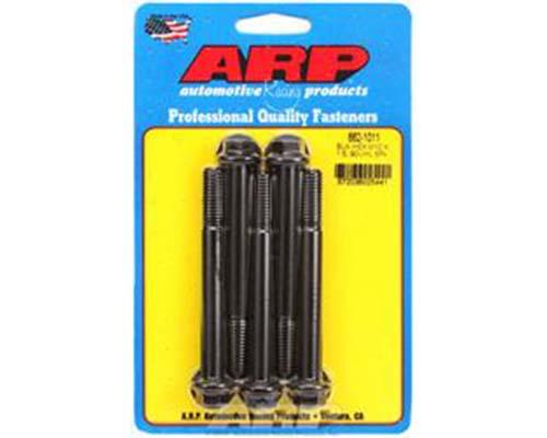 ARP M10  x 1.50 x 90 Hex Black Oxide Bolts (5/pkg)