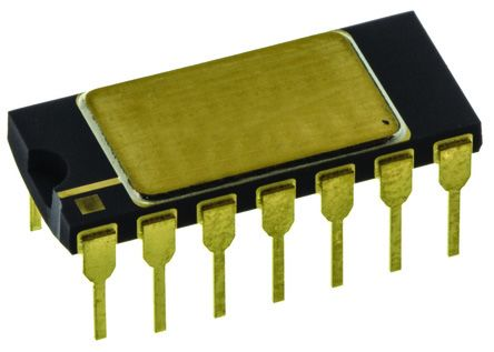 Analog Devices AD534JDZ , 4-quadrant Voltage Divider and Multiplier, 1 MHz, 14-Pin TO-116