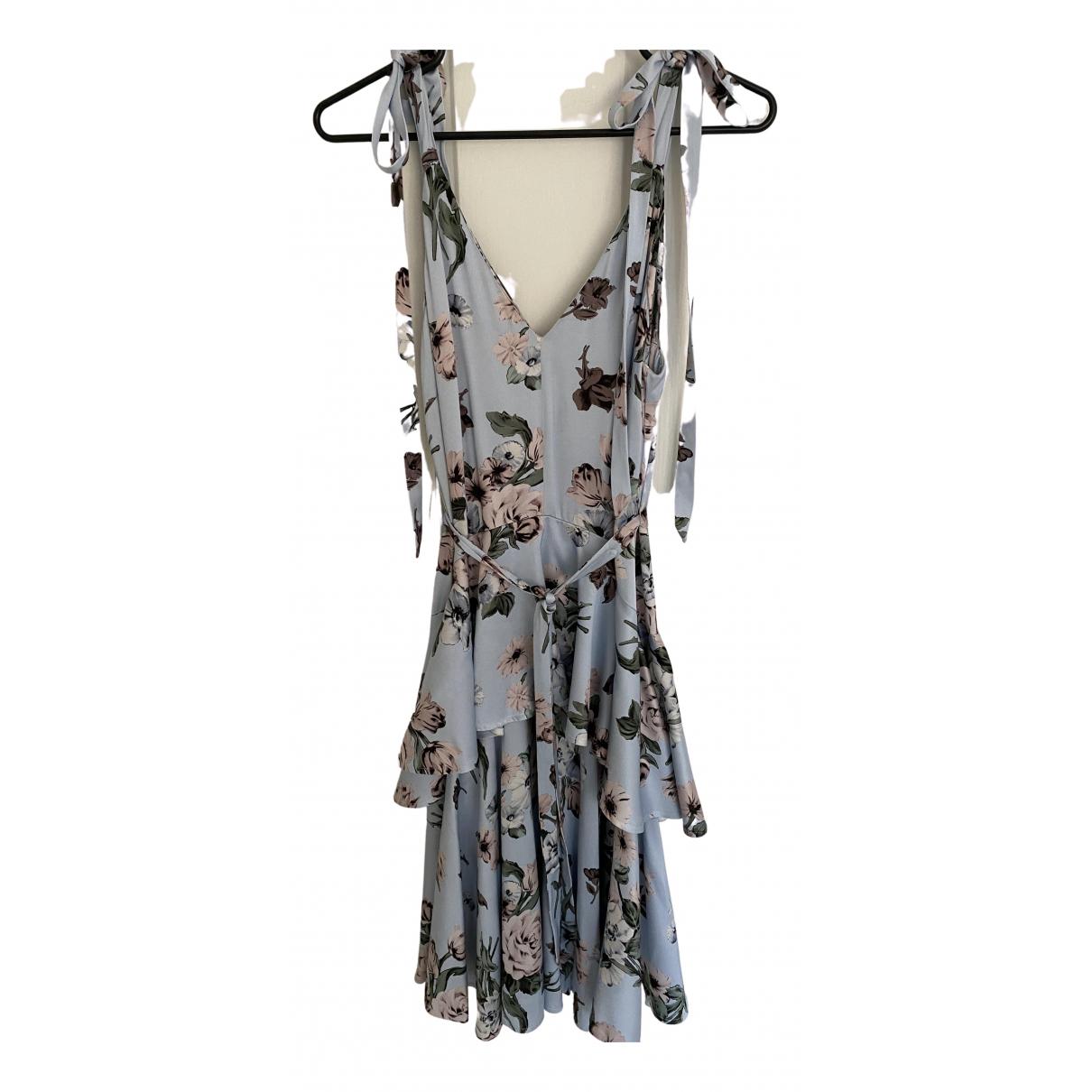 Lover \N Kleid in  Bunt Viskose