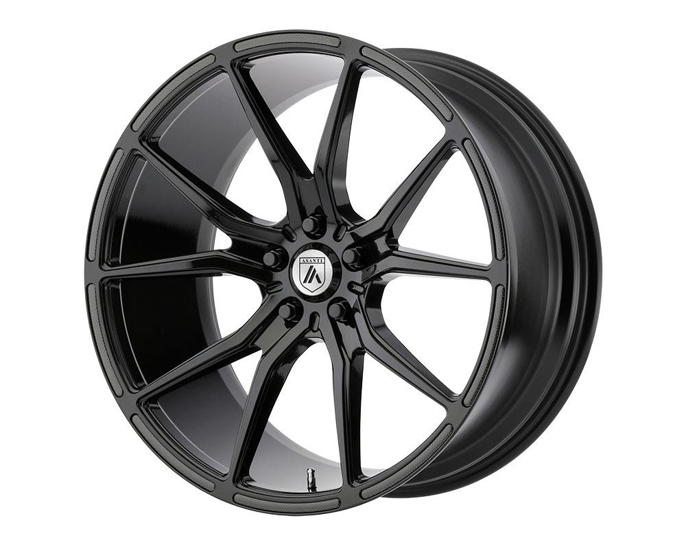 Asanti ABL13-22901515BK Black ABL-13 Vega Wheel 22x9 5x5x115 +15mm Gloss Black