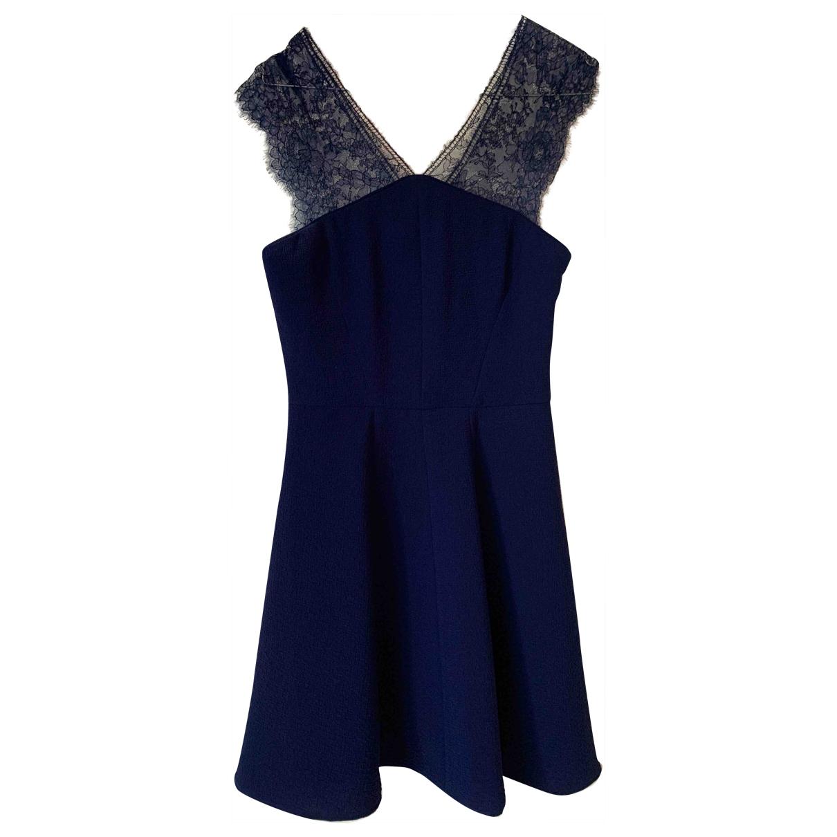 The Kooples - Robe   pour femme - bleu