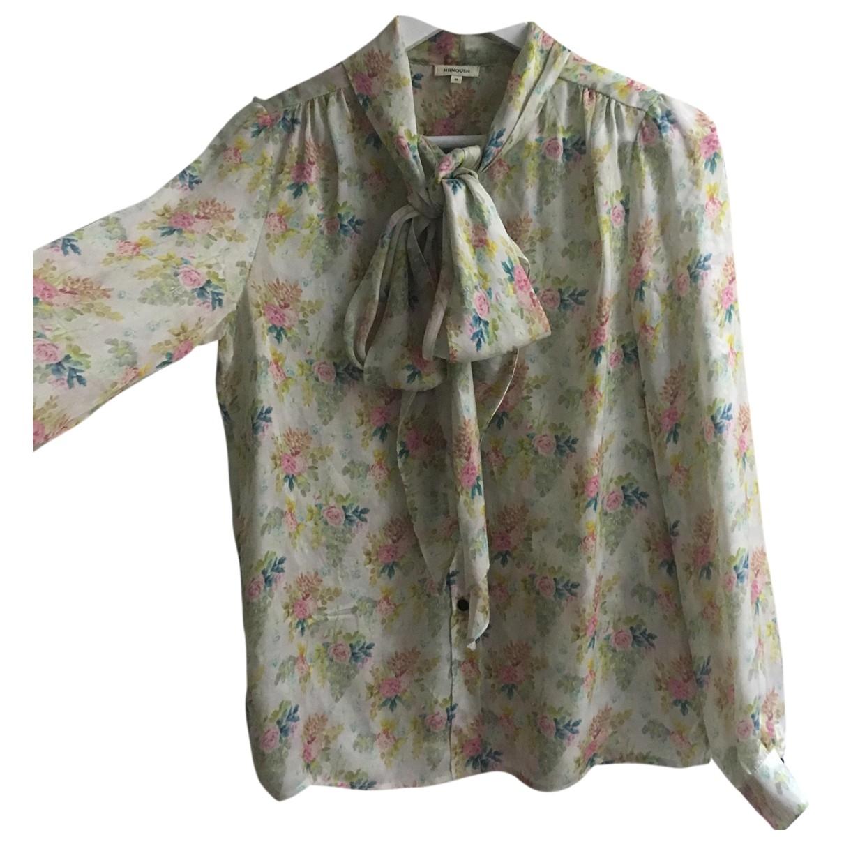 Manoush \N Multicolour Silk  top for Women 36 FR