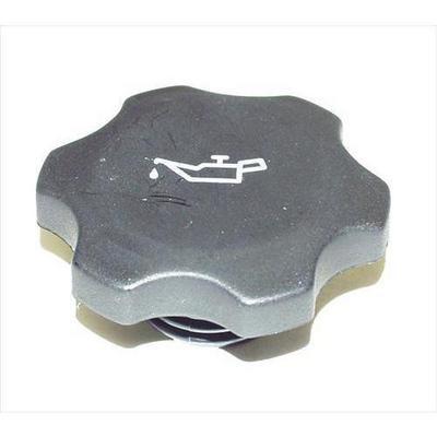 Crown Automotive Oil Fill Cap (Black) - 4777536