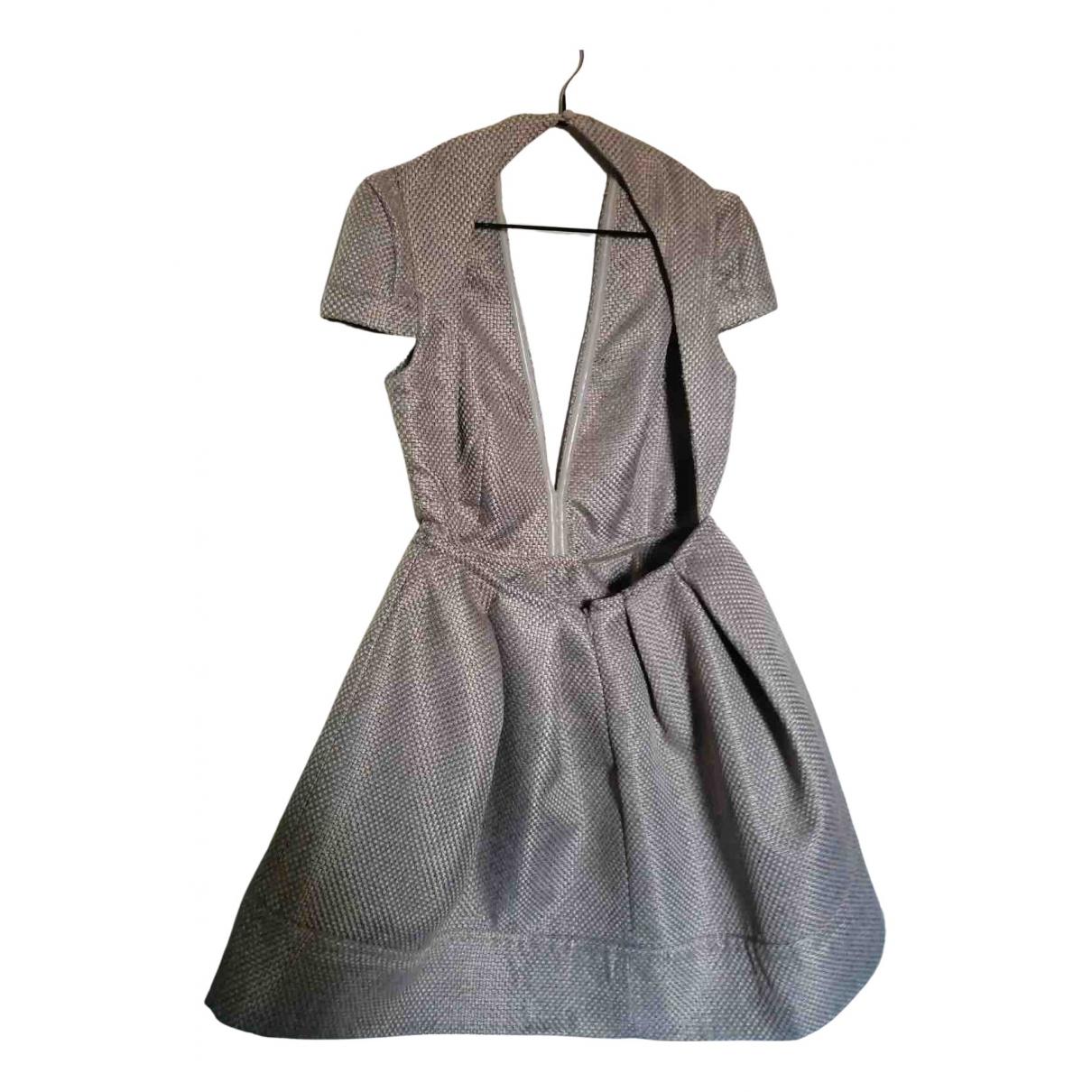 Aqaq \N Grey dress for Women 10 UK