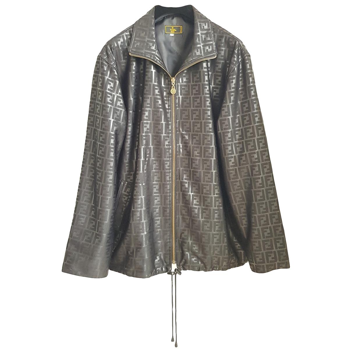 Fendi \N Black jacket for Women L International