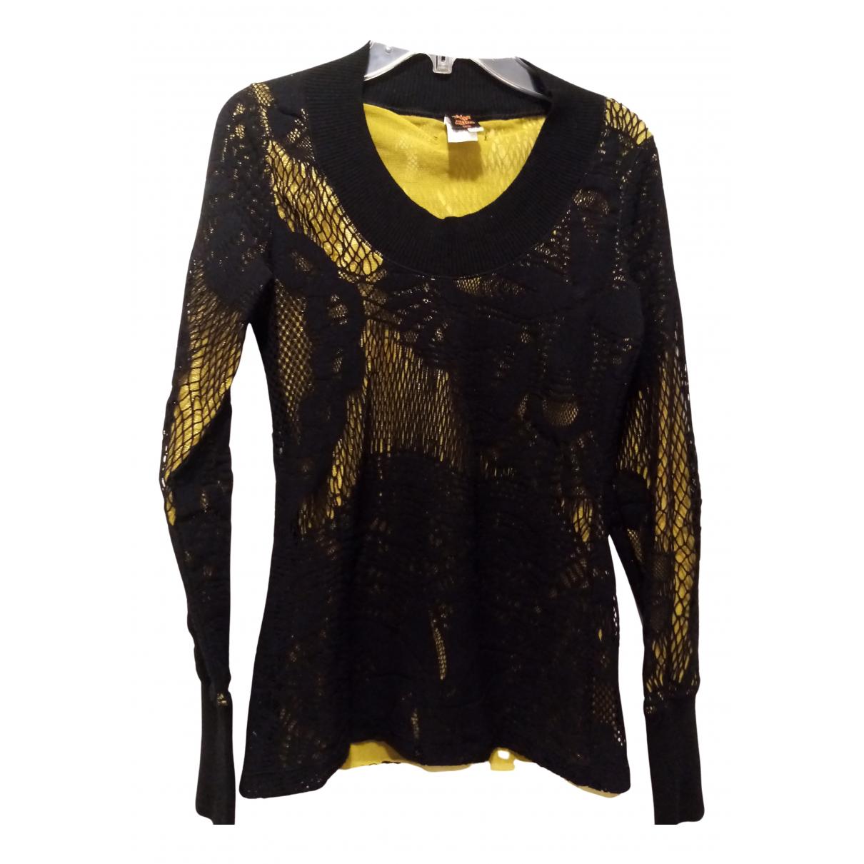 Jean Paul Gaultier N Black Knitwear for Women 34 FR