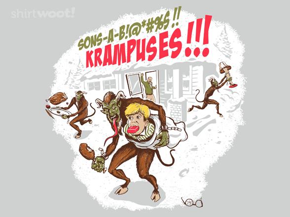 Krampuses!!! T Shirt