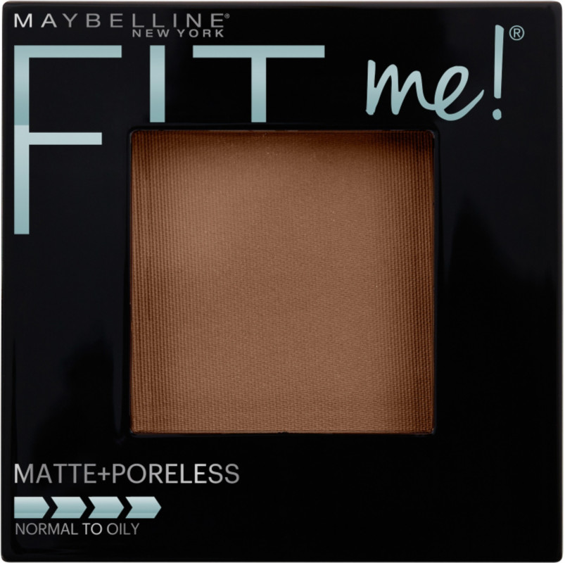 Fit Me Matte + Poreless Powder - Mocha