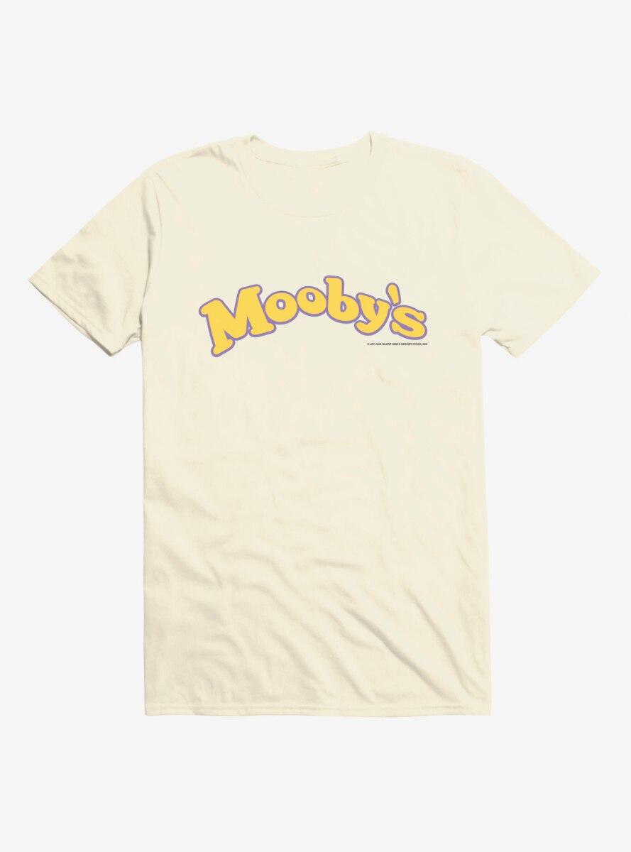 Jay And Silent Bob Reboot Mooby's Name Logo T-Shirt