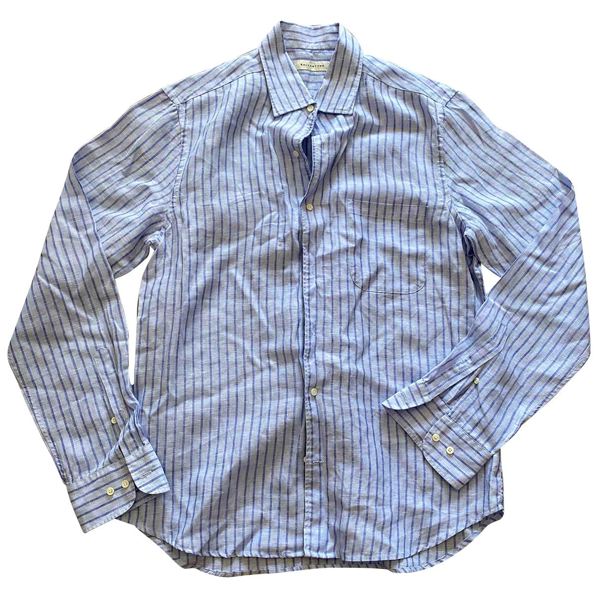 Ballantyne \N Hemden in Leinen