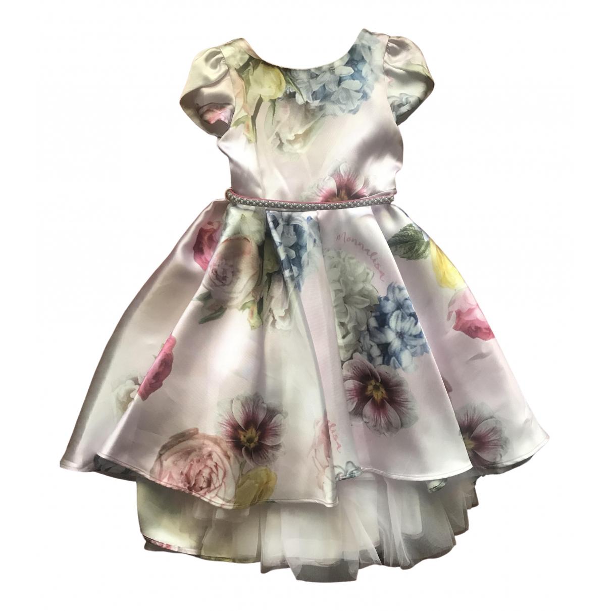 Monnalisa - Robe    pour enfant - rose