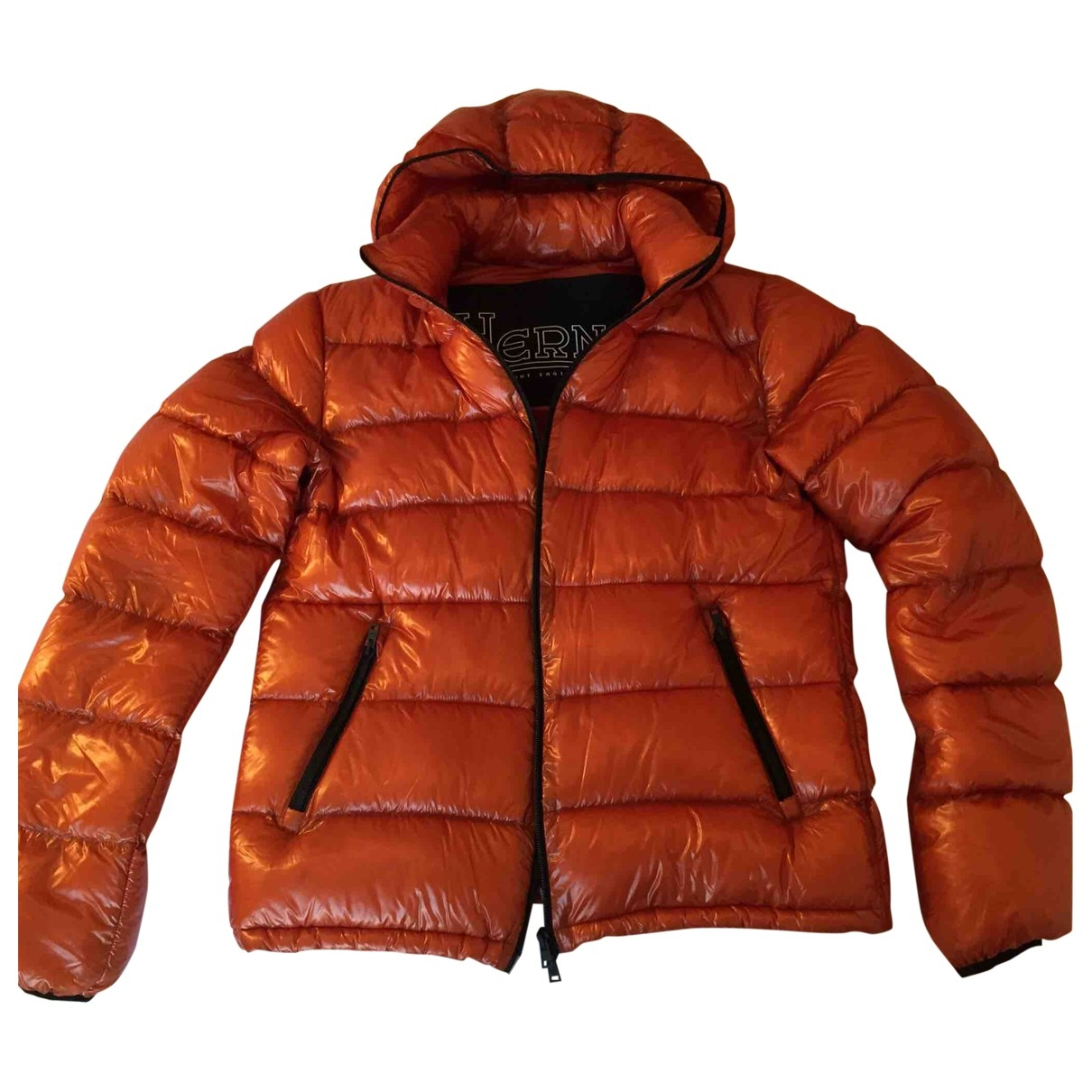 Herno \N Orange coat  for Men 48 IT