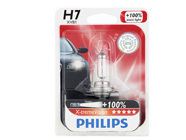 Philips LR044255 X-treme Vision Headlight Bulb Land Rover Range Rover 2014-2016