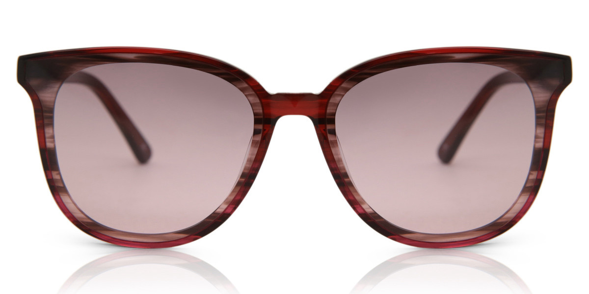 Square Full Rim Plastic Men's Sunglasses Tortoise Size 65 - Free Lenses - HSA/FSA Insurance - Arise Collective
