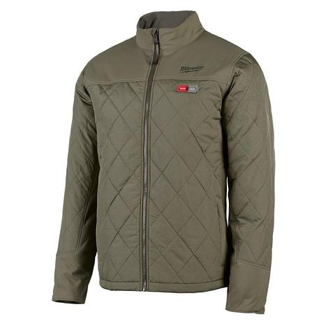 Milwaukee M12™ Heated Axis™ Jacket Only 3X (Olive Green)