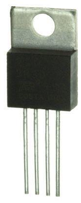 ON Semiconductor KA78R05CTU, LDO Regulator, 1A, 5 V 4-Pin, TO-220F (5)
