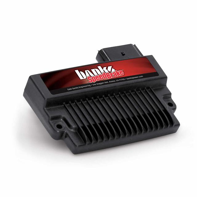 Speedbrake Use W/iDash (iDash Not Included) 06-07 Chevy 6.6L LLY-LBZ Banks Power 55445