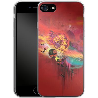 Apple iPhone 7 Silikon Handyhuelle - Uncaged von Mat Miller
