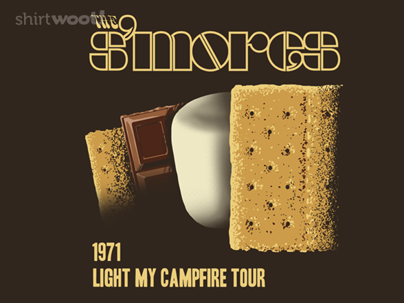 The S'mores T Shirt