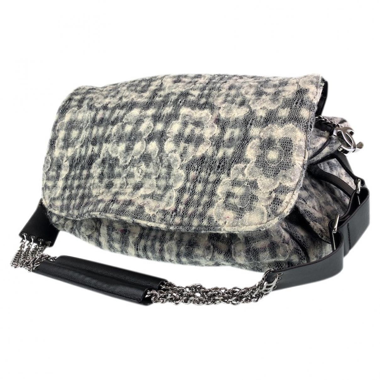 Chanel \N Black Tweed handbag for Women \N