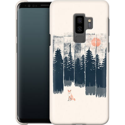 Samsung Galaxy S9 Plus Smartphone Huelle - Fox in the wild von ND Tank