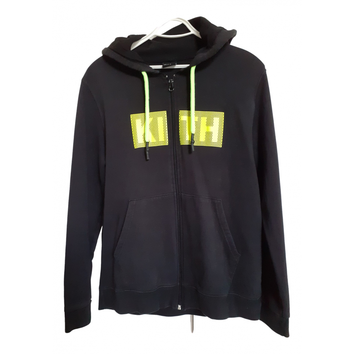 Kith \N Black Cotton jacket & coat for Kids 16 years - M FR