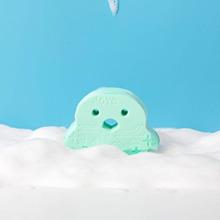 1pc Penguin Shaped Bath Sponge