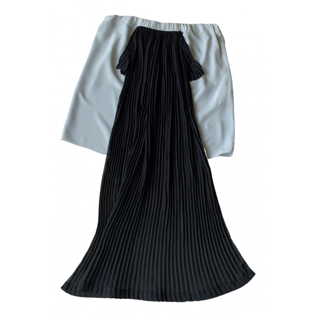 M Missoni - Jupe   pour femme en soie - gris
