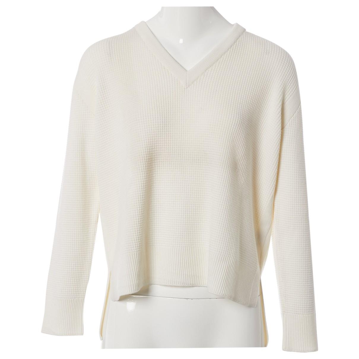 Thom Browne \N White Wool Knitwear for Women 38 FR
