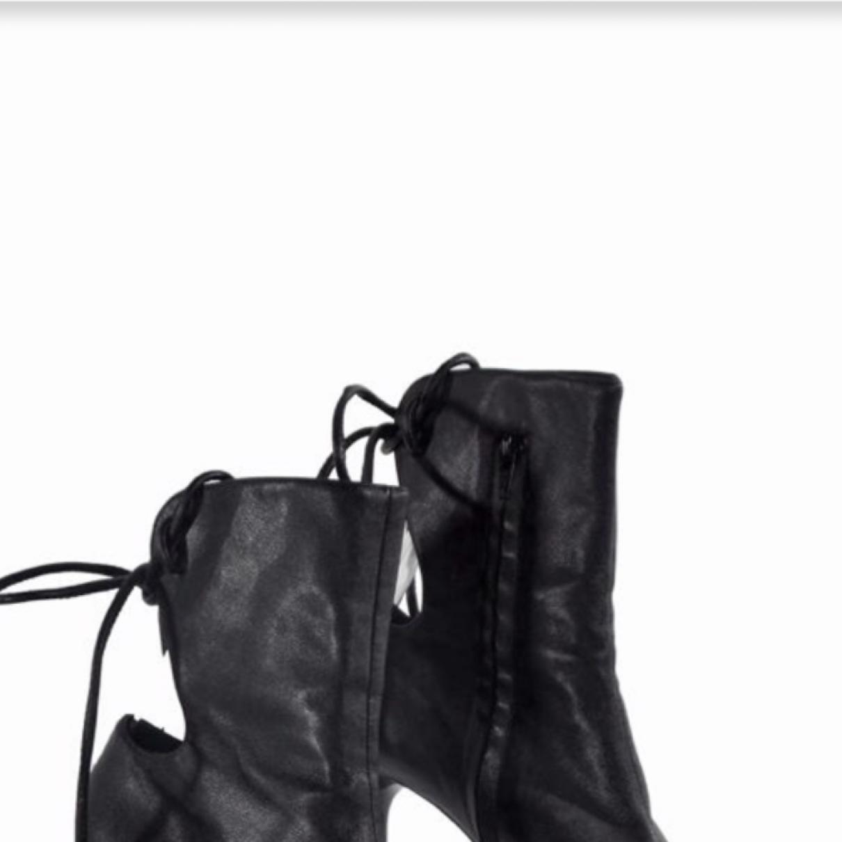 Stella Mccartney - Bottes   pour femme - noir
