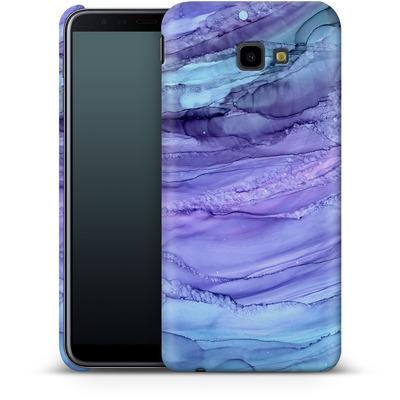Samsung Galaxy J4 Plus Smartphone Huelle - Mermaid Marble von Becky Starsmore