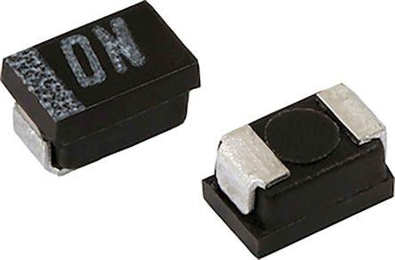 Vishay Tantalum Capacitor 1μF 25V dc Tantalum Solid ±10% Tolerance , TMCP (3000)
