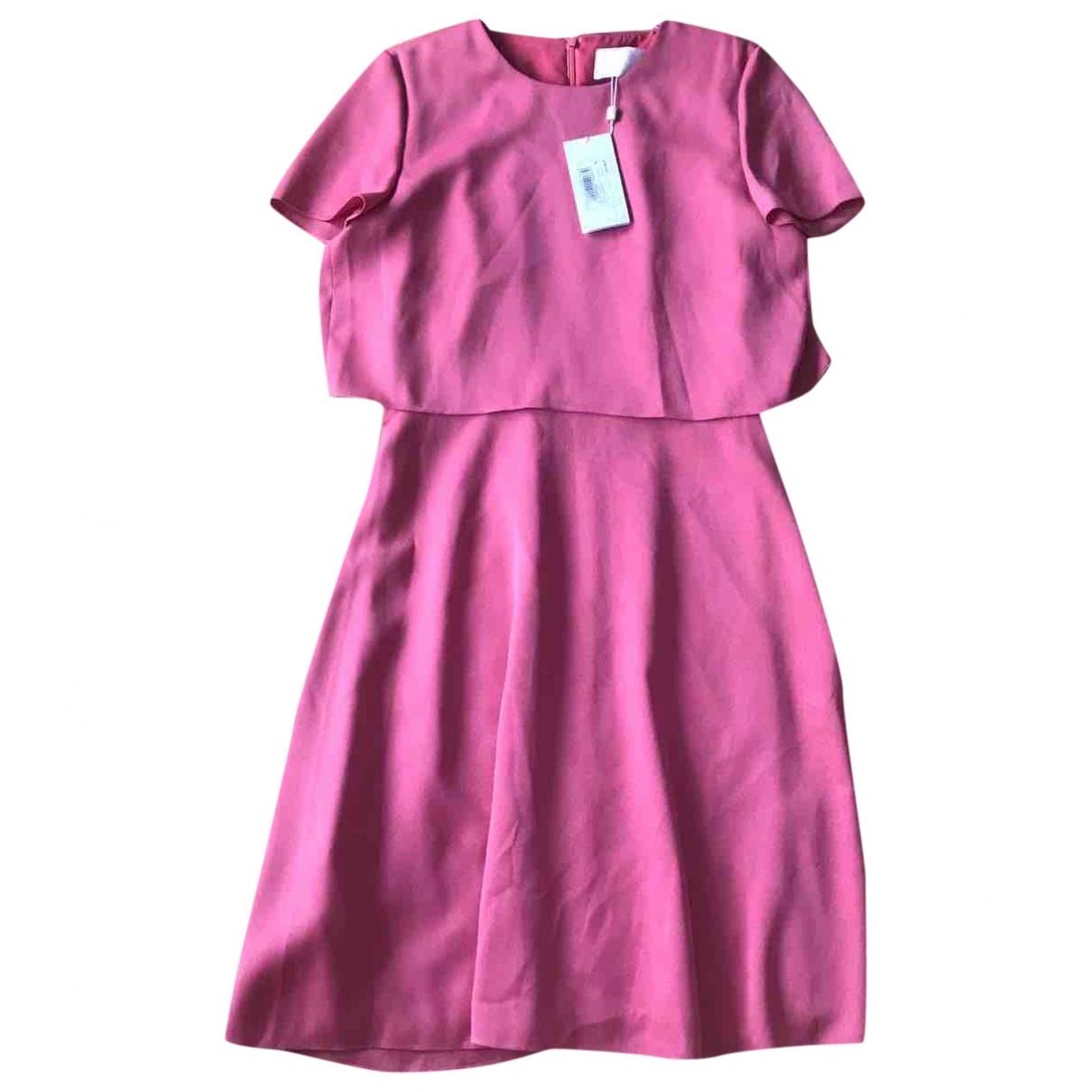 Hugo Boss \N Pink dress for Women 36 FR