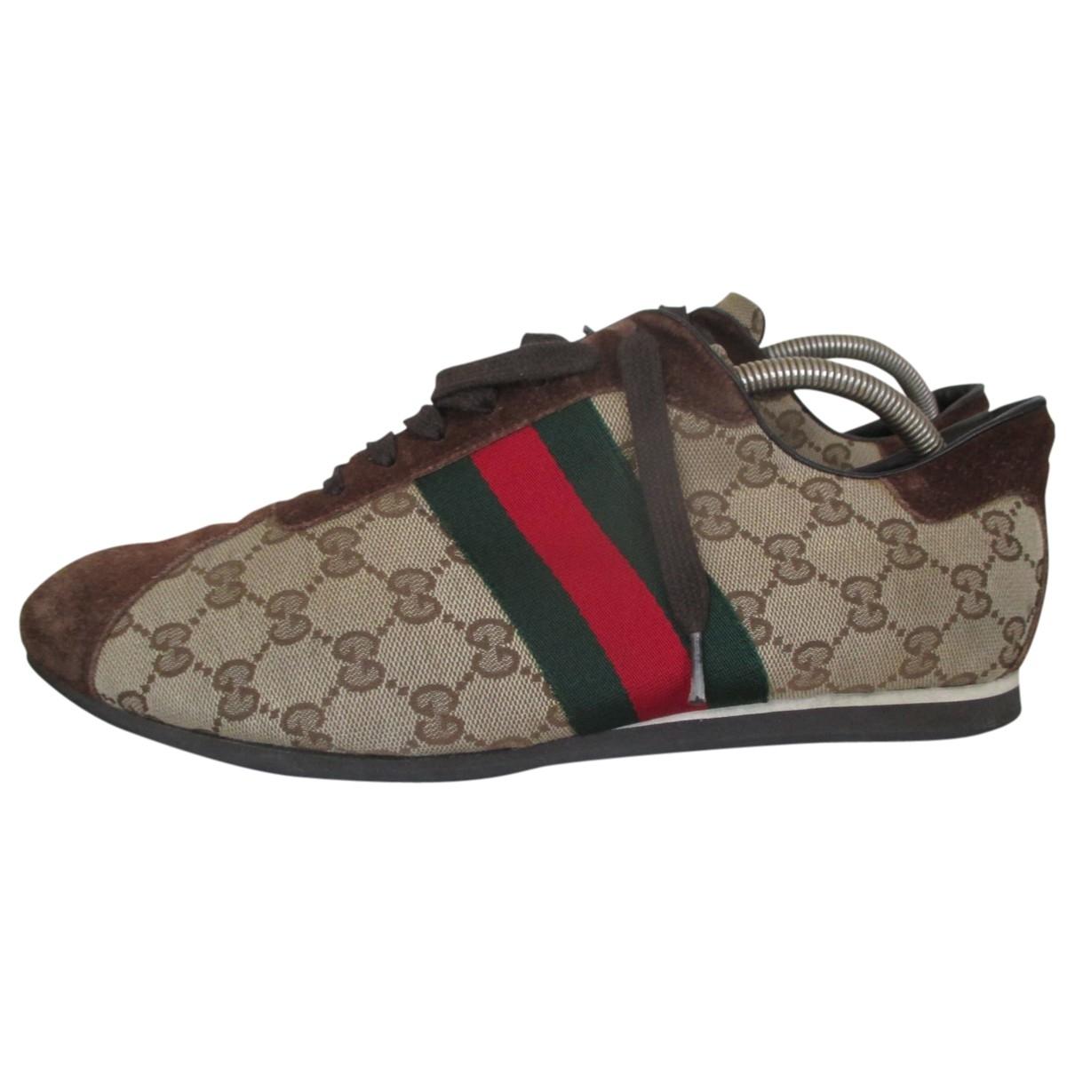 Deportivas Gucci
