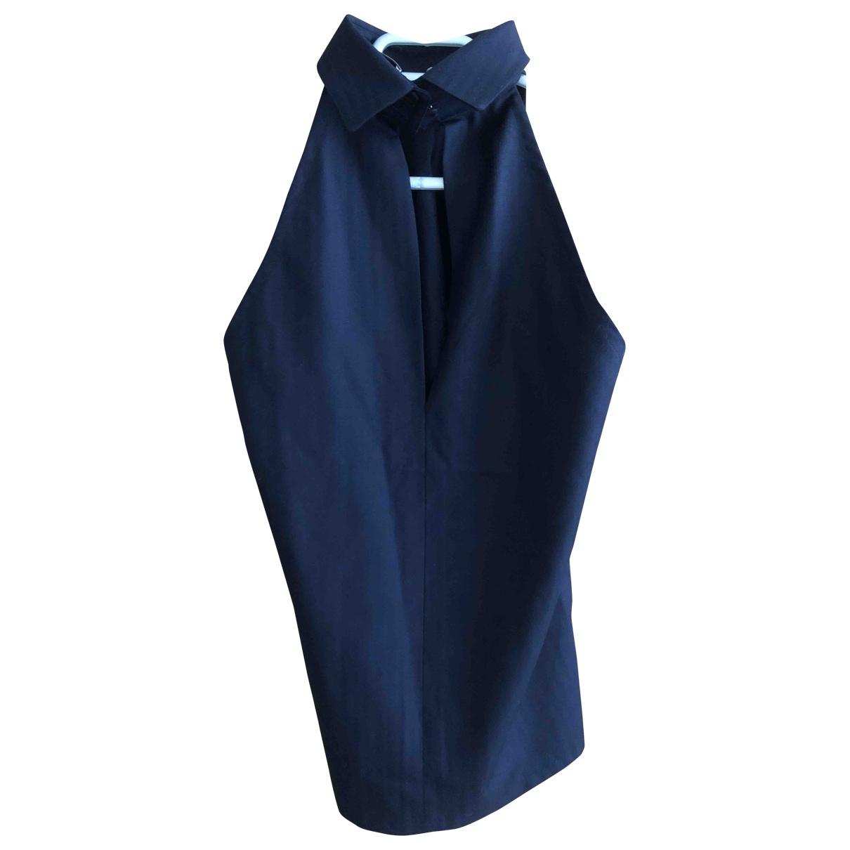 Pallas \N Blue Cotton  top for Women 36 FR