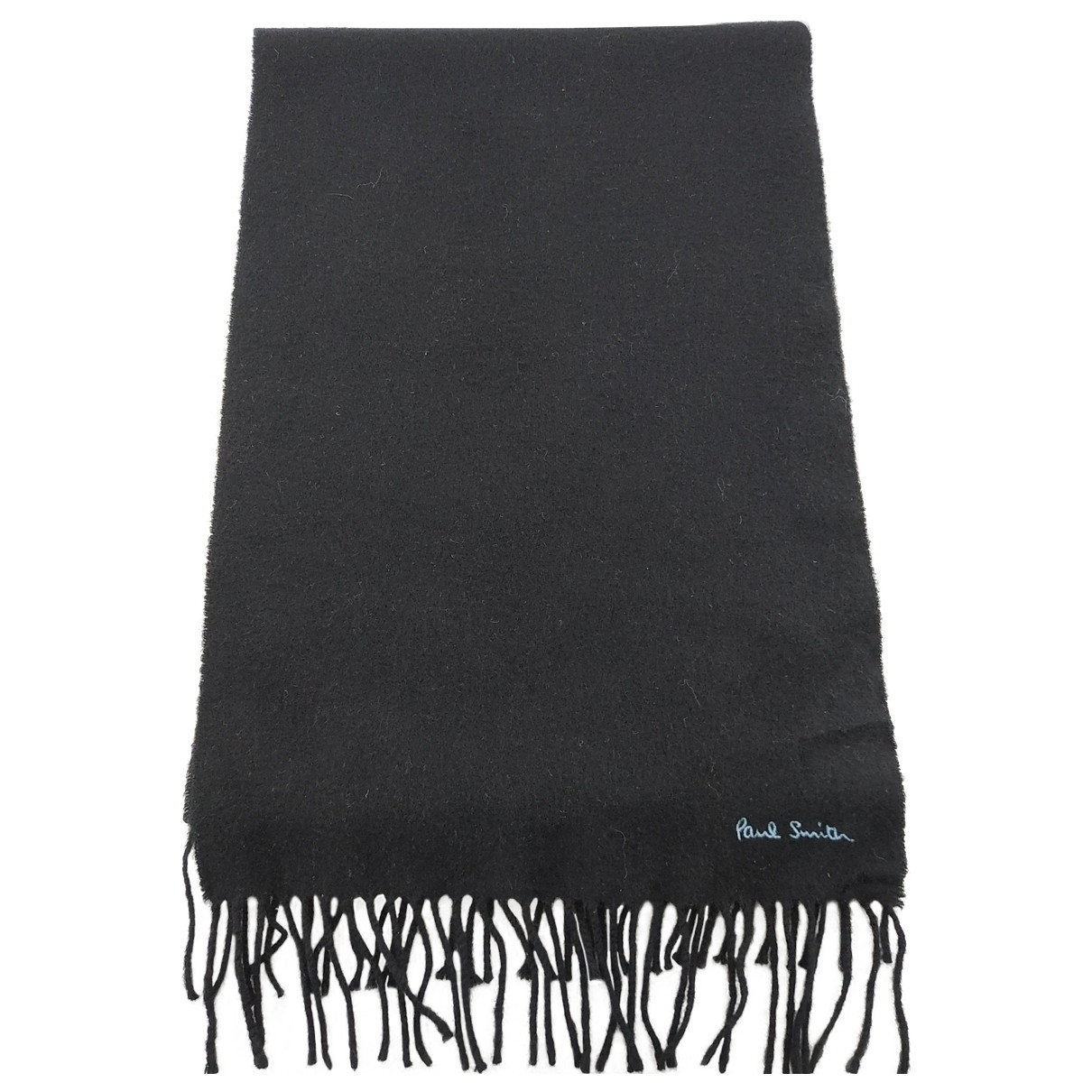 Paul Smith \N Black Cashmere scarf for Women \N