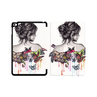 Apple iPad mini 4 Tablet Smart Case - Butterfly Effect von Kate Powell