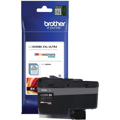 Brother LC3035BK Original Black Ink Cartridge Extra High Yield