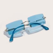 Sonnenbrille ohne Rahmen