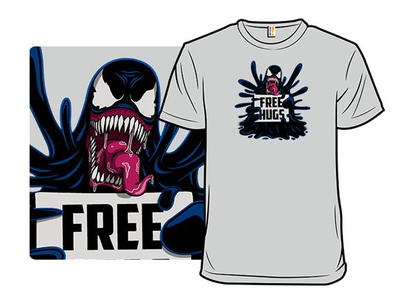 Symbiote Hugs T Shirt