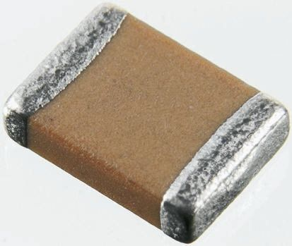 AVX 1812 (4532M) 22μF Multilayer Ceramic Capacitor MLCC 10V dc ±10% SMD 1812ZD226KAT2A (5)
