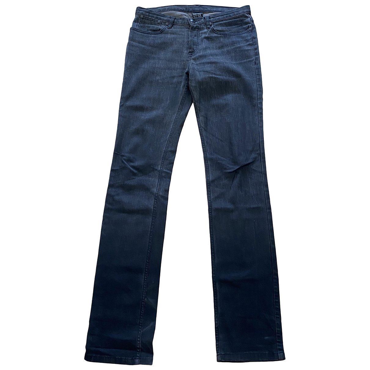 Givenchy \N Grey Cotton - elasthane Jeans for Men 27 US