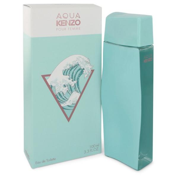 Aqua Kenzo Pour Femme - Kenzo Eau de Toilette Spray 100 ml