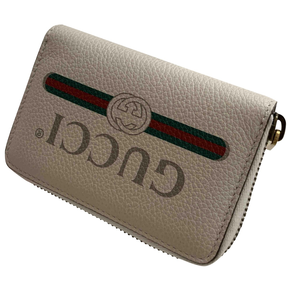 Gucci N White Leather wallet for Women N
