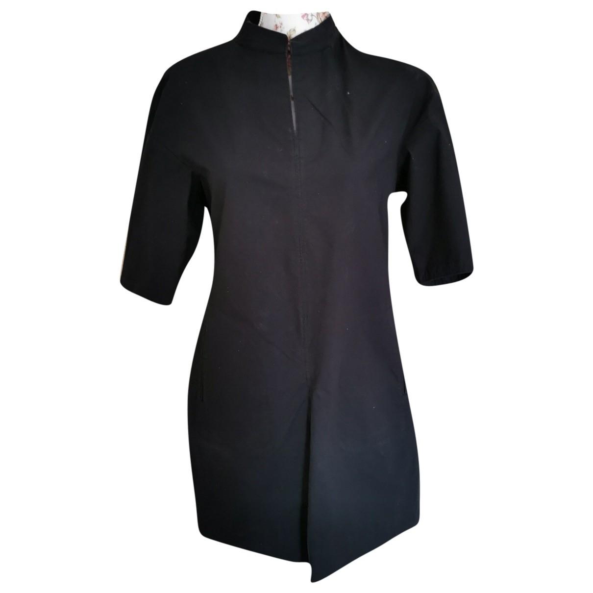 Uniqlo \N Black Cotton dress for Women M International