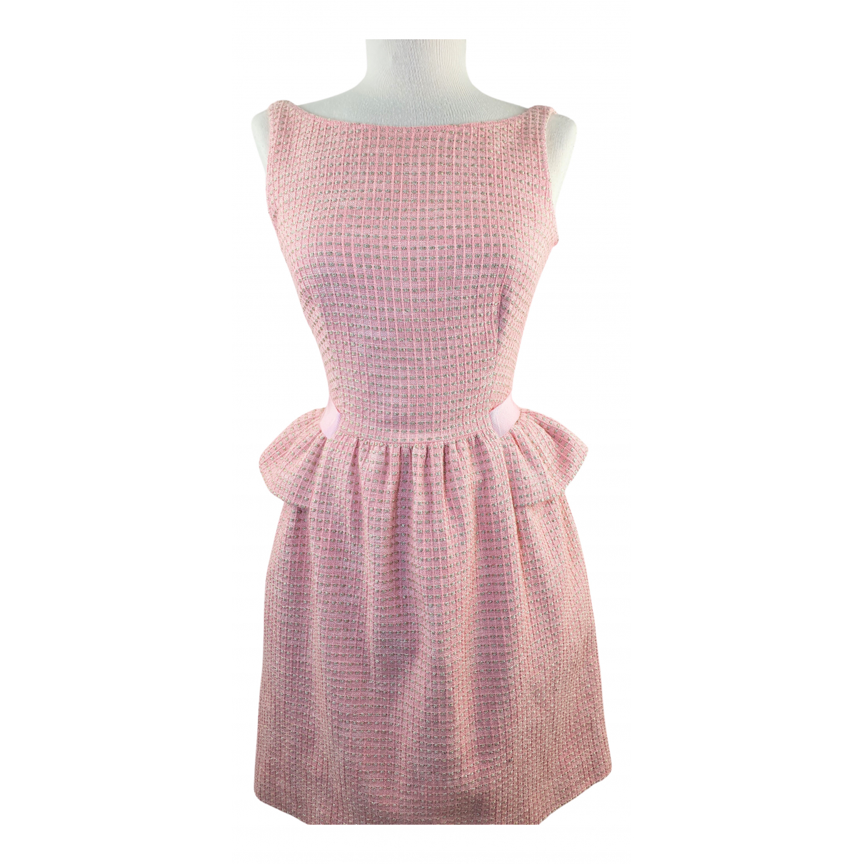 Moschino Cheap And Chic \N Pink Cotton dress for Women 38 IT